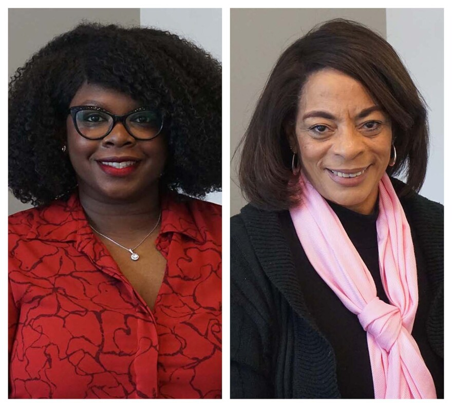 Shakia Gullette and Gena McClendon joined Monday's talk show to discuss the influence of black voters on U.S. elections.