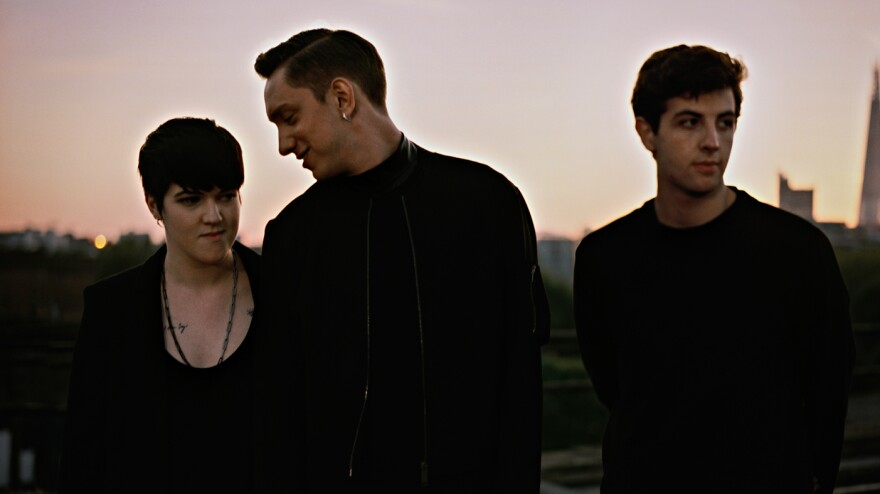 The xx's new album, <em>Coexist</em>, comes out Sept. 11.