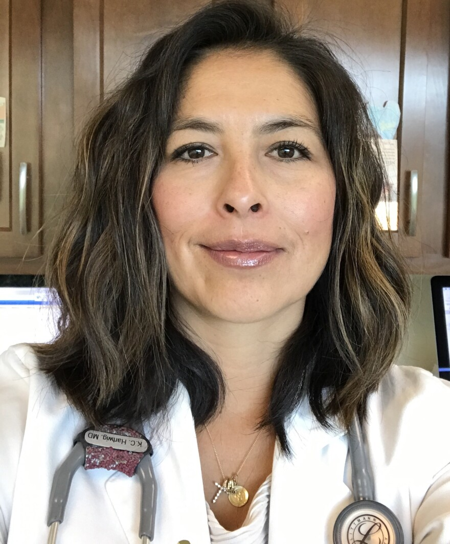 On the Nez Perce Reservation, Dr. R. Kim Hartwig is scrambling to manage testing and treating patients for COVID-19 and other health issues, while also racing to get a vaccine distribution plan in place.