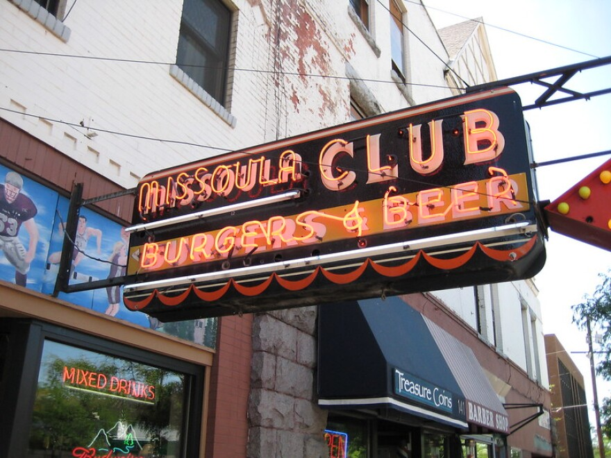 Missoula Club Bar & Grill in Missoula