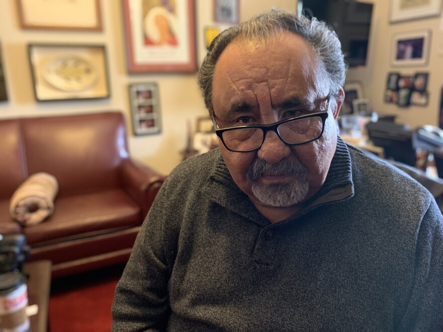 Photo of U.S. Rep. Raul Grijalva