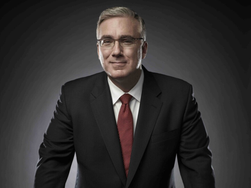 Keith Olbermann's new show, <em>Countdown With Keith Olbermann</em>, premiered on Monday, June 20.