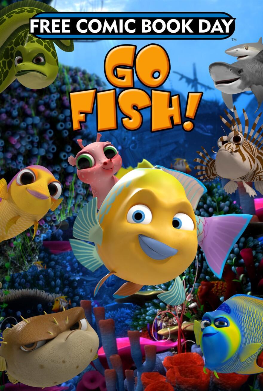 <em>Go Fish!</em>