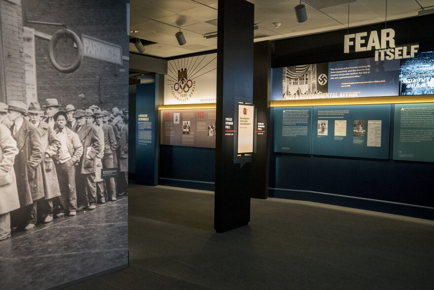 "The United States Holocaust Memorial Museum's new exhibit, ""Americans and the Holocaust,"" surfaces the complexity of national attitudes and concerns that weighed heavily on the nation's role during the Holocaust."