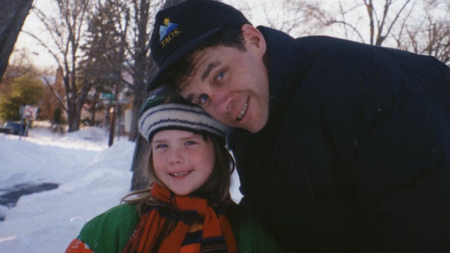 "Erin Lee Carr describes the 2015 death of her father, David Carr, as ""the most profound loss I will ever experience."""