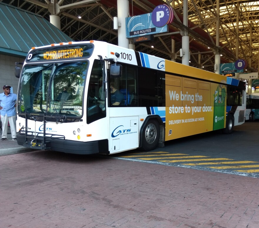 Charlotte Area Transit System plans to convert its mostly diesel bus fleet to compressed natural gas beginning in two years.