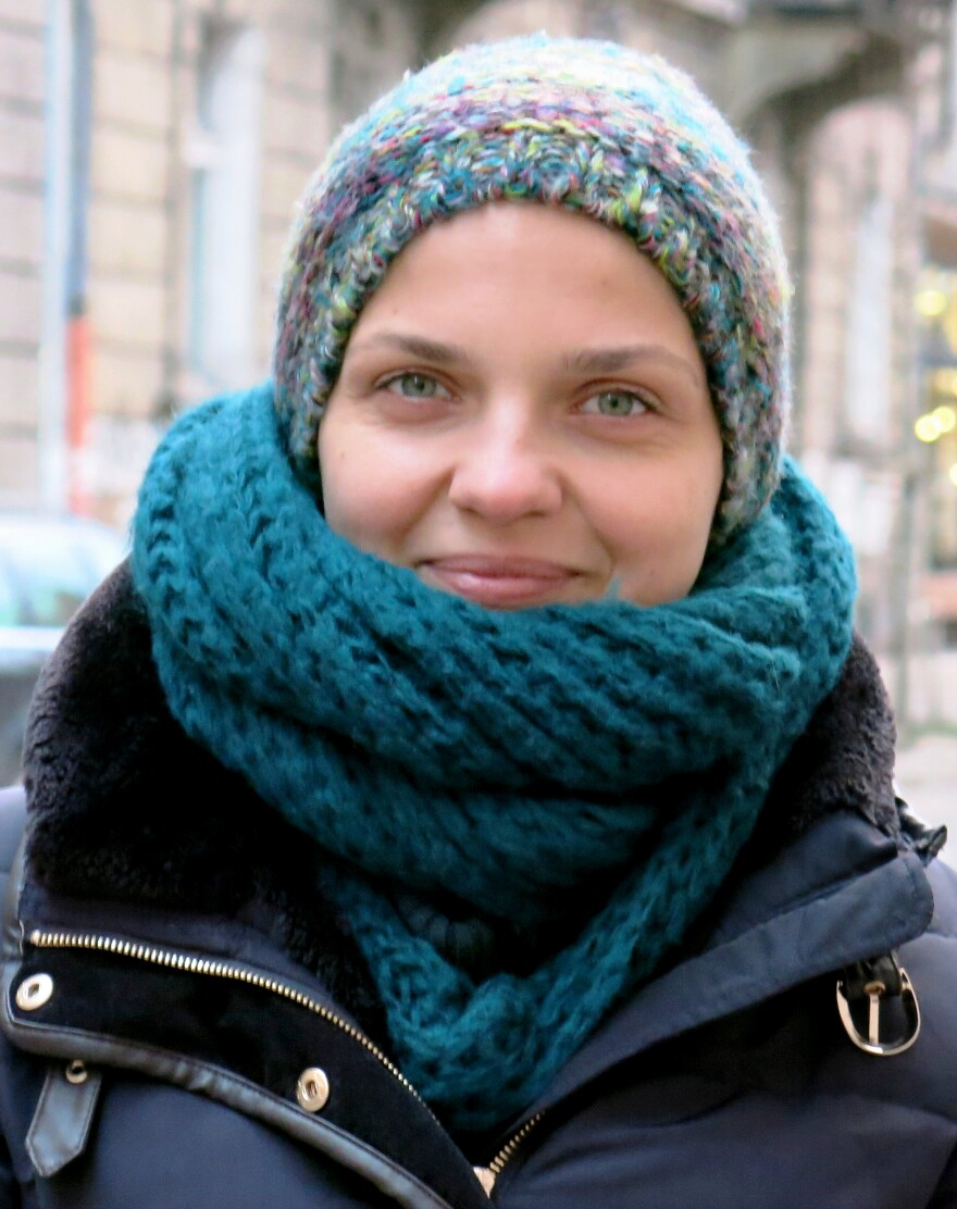 Anna Dworakowska, 35, helped found a grass-roots movement called the Krakow Smog Alert campaign, which educates residents about the dangers of air pollution.