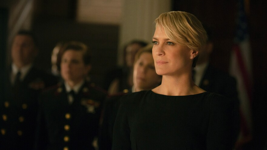 Robin Wright's fictional character Claire Underwood in the Netflix series <em>House of Cards</em> is a favorite of TV critics and fans. But the demographics of real U.S. women who have abortions are very different from the TV character's.
