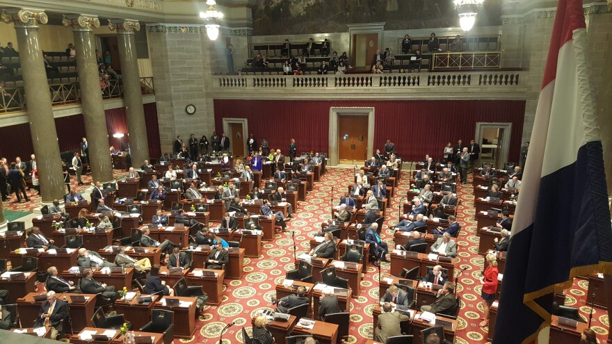The Missouri House spent hours debating the state budget Thursday.