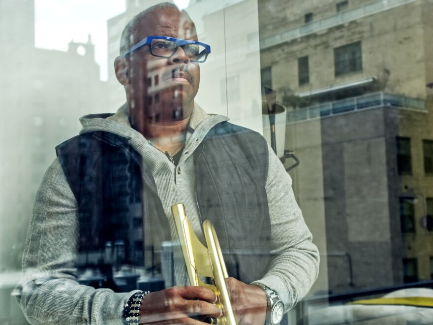 Terence Blanchard, a celebrated jazz trumpeter and film composer, makes history as the Metropolitan Opera season opens.