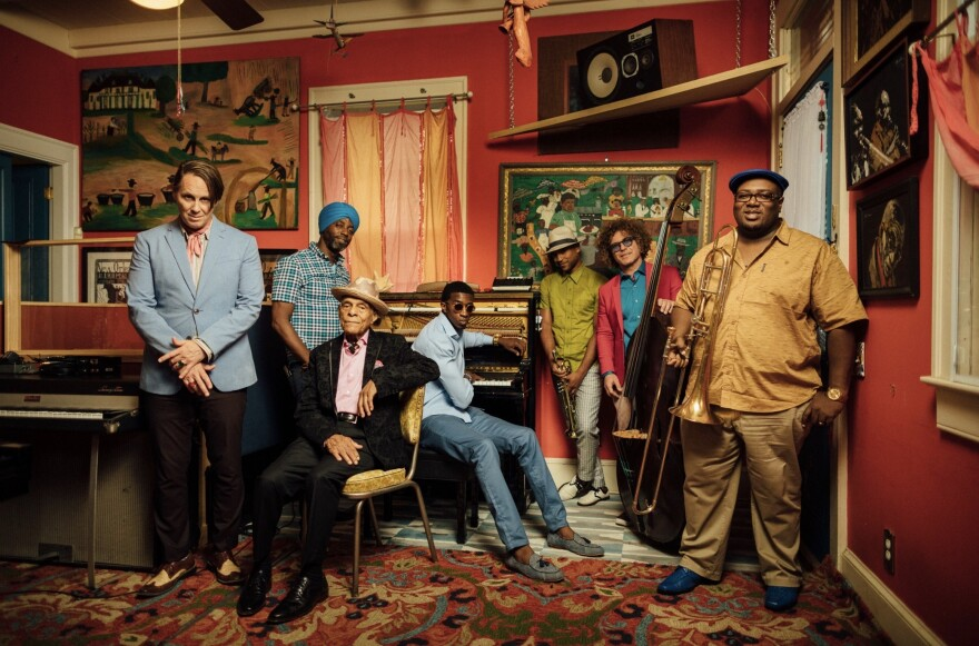 The venerable Preservation Hall Jazz Band makes a trip to Cuba and the results are funky <em>sabroso. </em>