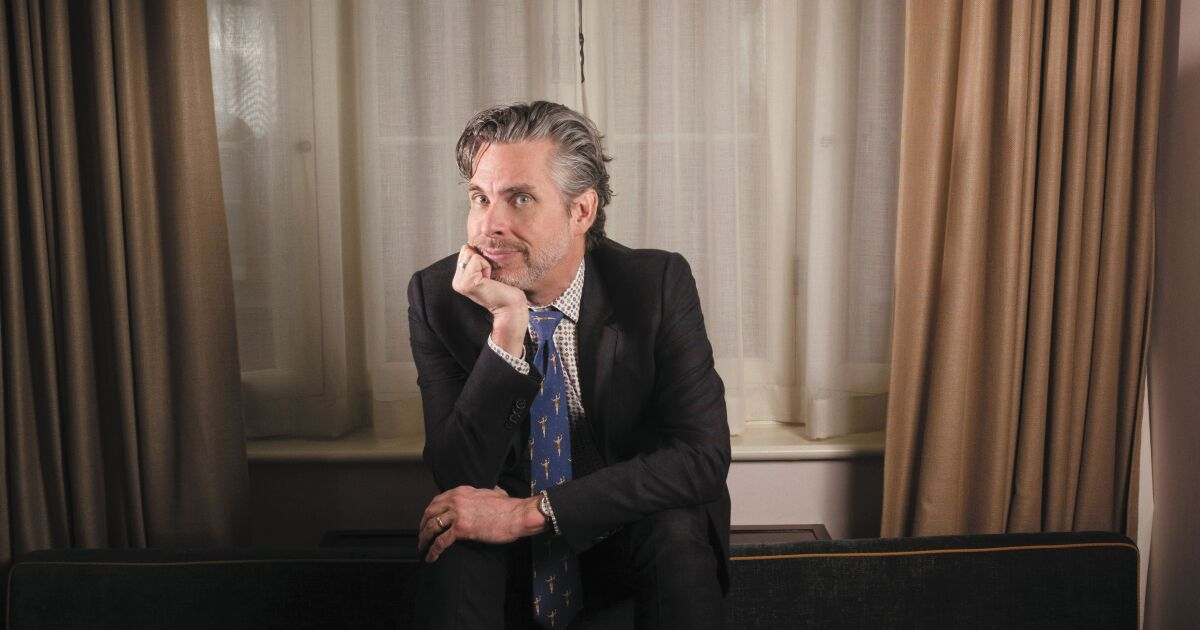 Michael Chabon's TV Success Won't Lure Him From His First Love, The Novel