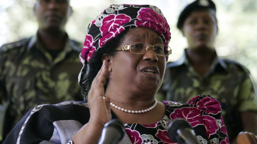 Joyce Banda has become Malawi's first woman president after the death of President Bingu wa Mutharika.