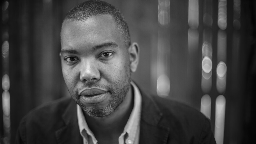 "Ta-Nehisi Coates' 2014 <em>Atlantic Magazine</em> cover story, ""<a href=""https://www.theatlantic.com/magazine/archive/2014/06/the-case-for-reparations/361631/"">The Case for Reparations</a>,"" led to a national conversation about how to reckon with injustices resulting from years of slavery. He won a National Book Award in 2015 for <em>Between the World and Me.</em>"
