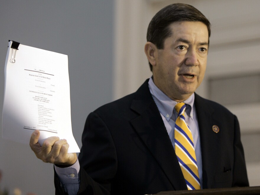 In 2005, Drew Edmondson, Oklahoma's then-attorney general, filed a lawsuit against several poultry companies, alleging that poultry waste was polluting the scenic Illinois River Watershed.