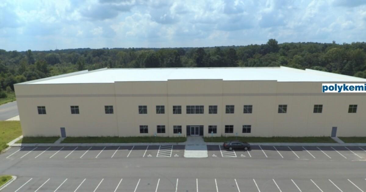 Gaston County Lands Swedish Plastic Company Facility