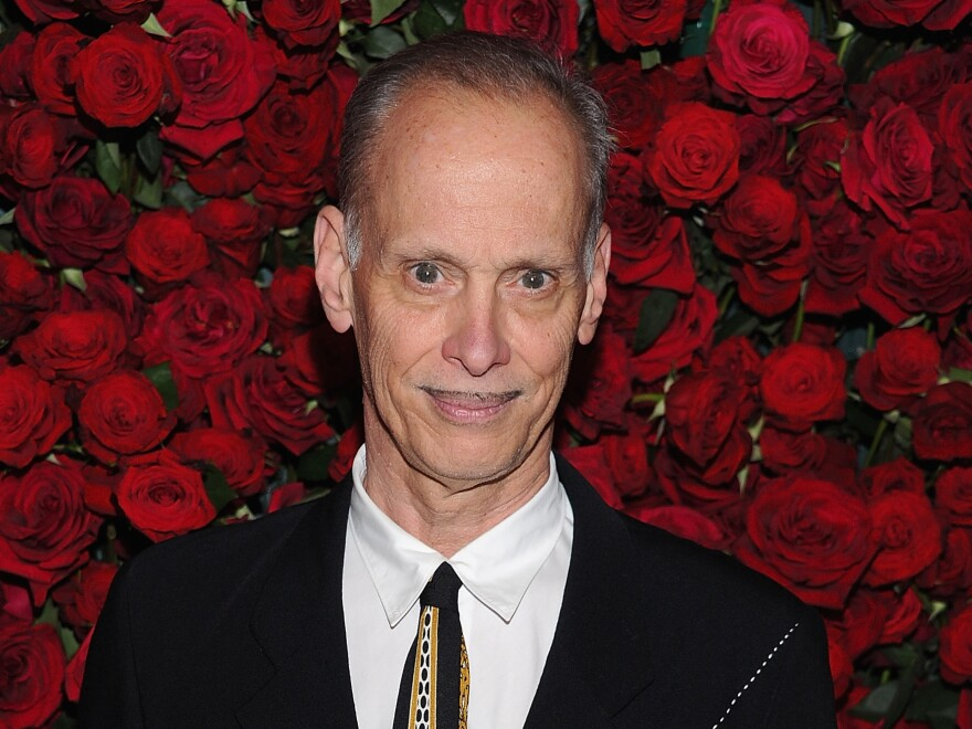 """Filmmaker John Waters, 73, has plenty of advice for his fellow elders: """"Whenever any magazine says, 'What photographer do you want to shoot you?' I always just say, 'The one that has the biggest retouch budget!' """""""