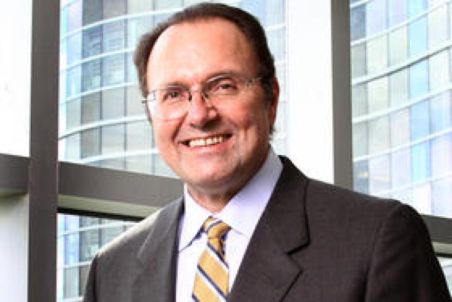 David Morgan, CEO of the Byrd Alzheimer's Institute