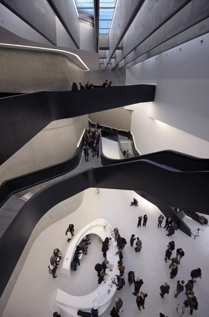 Italian arts institutions, like Rome's MAXXI museum of contemporary arts, have been hit hard by funding cuts in recent years.
