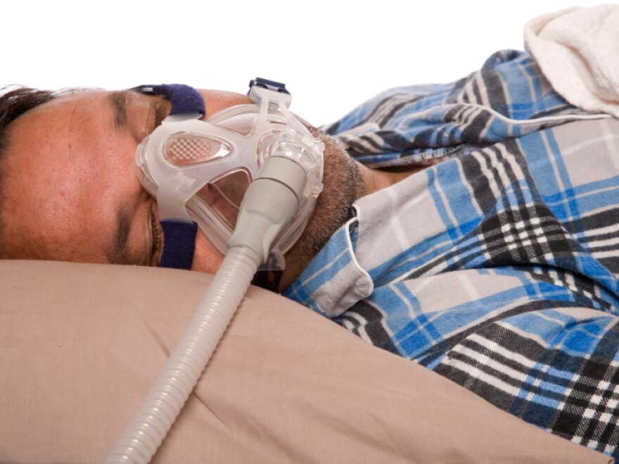 CPAP masks have become much more comfortable than in years past, doctors say. But most of the time, they're probably not the first thing to try for sleep apnea.