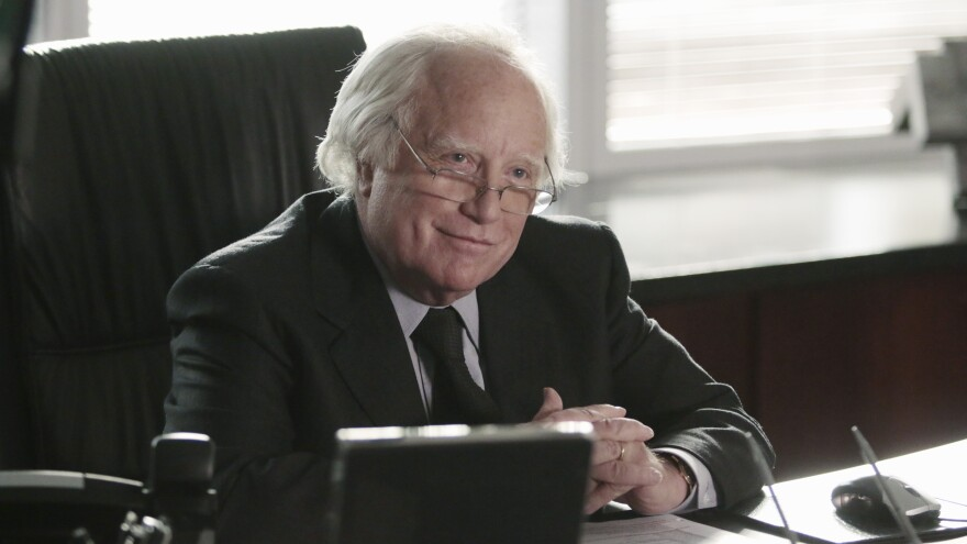 In the ABC miniseries <em>Madoff,</em> actor Richard Dreyfuss plays the former Nasdaq chairman who  perpetrated one of the largest Ponzi schemes in U.S. history.