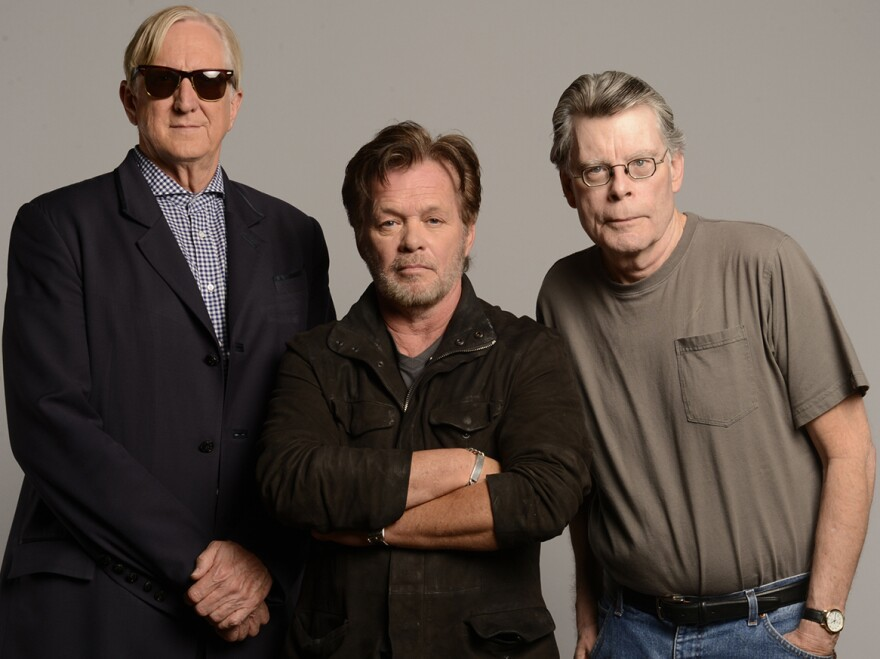 T-Bone Burnett, John Mellencamp and Stephen King are the creative team behind <em>Ghosts of Darkland County</em>, a stage show based on a true story of small-town tragedy.