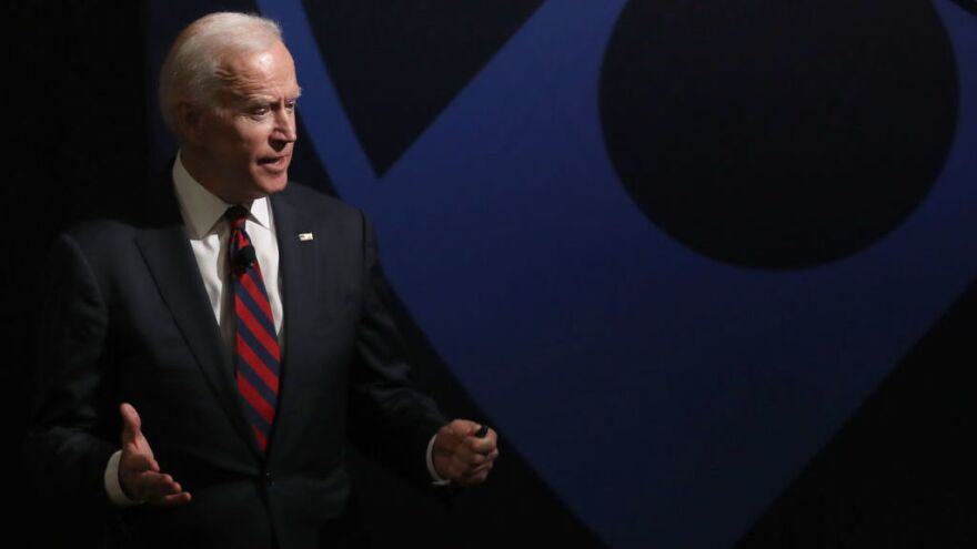 Former Vice President Joe Biden has yet to announce whether he will run for president in 2020, but there may be an opening in the field for a candidate with cross-party appeal.