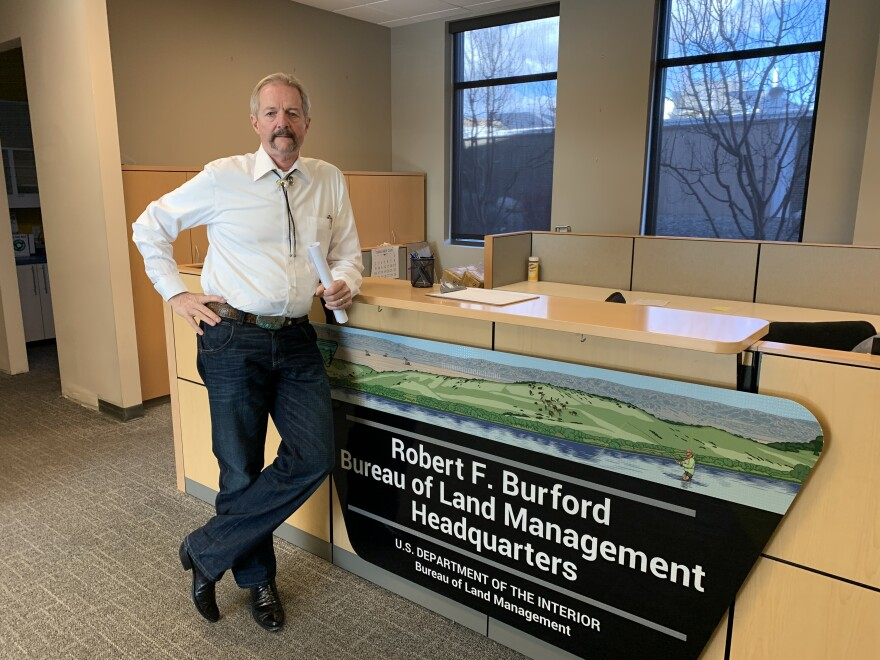 William Perry Pendley's temporary appointment at the Burea of Land Management was recently extended for the fifth time since taking over the agency last summer.