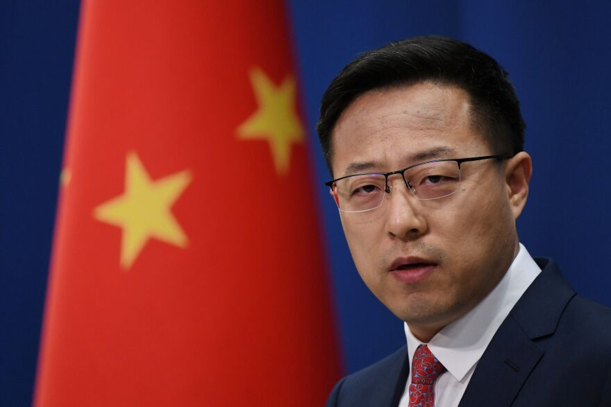 Known for his bellicose Twitter presence, Chinese Foreign Ministry spokesman Zhao Lijian has suggested several times that the coronavirus did not originate in China.