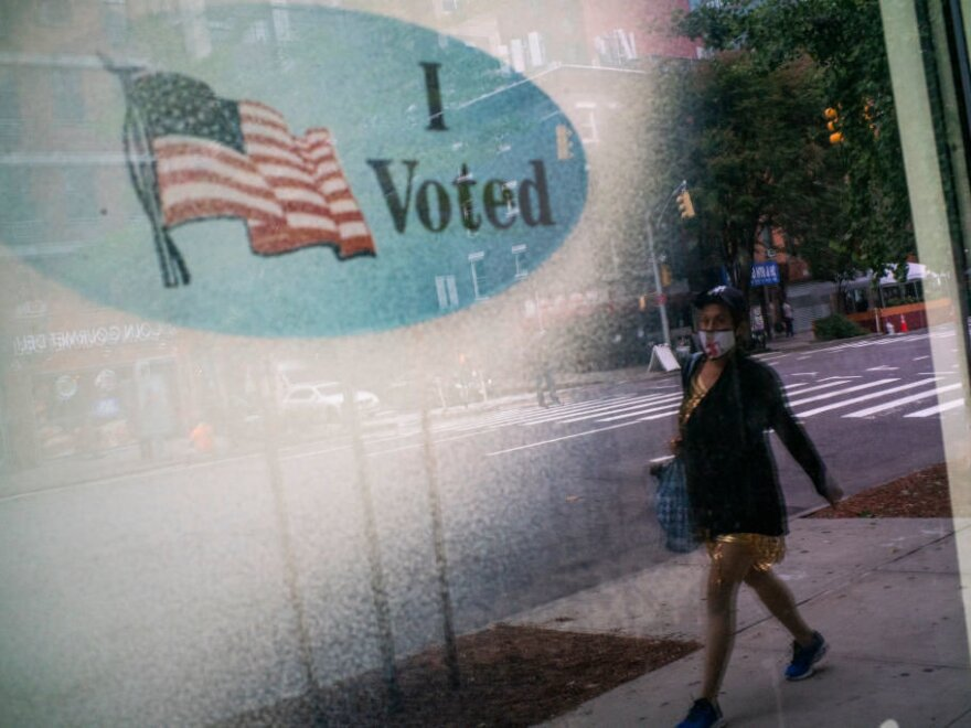 The uncertainty is getting to us: A majority of Americans report that the election is stressing them out.