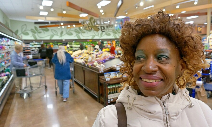 Mary Duncan was one of the first people to accept a free rideshare to the grocery store from the Old North Dayton Neighborhood Association. Duncan was spending two to three hours on city buses to shop at an affordable, full-service grocery store.