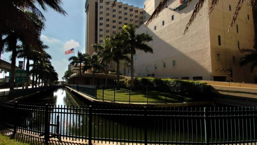 The Florida Department of Health is asking hospitals to change how they report the number of COVID positive patients receiving care at an ICU to the state.