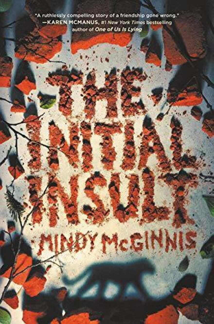 The Initial Insult, by Mindy McGinnis