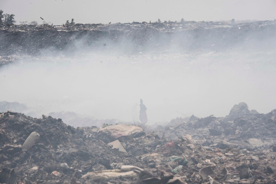 Dozens of corpses of newborns have been found at the Mbeubeuss landfill on the outskirts of Dakar over the past few years, according to El Hajj Diallo, president of the dump's waste management workers. Many infanticide cases begin when a baby is found in a dump, an alley or a septic tank. After seeing so many corpses, Diallo supports abortion for pregnancies resulting from rape or incest.