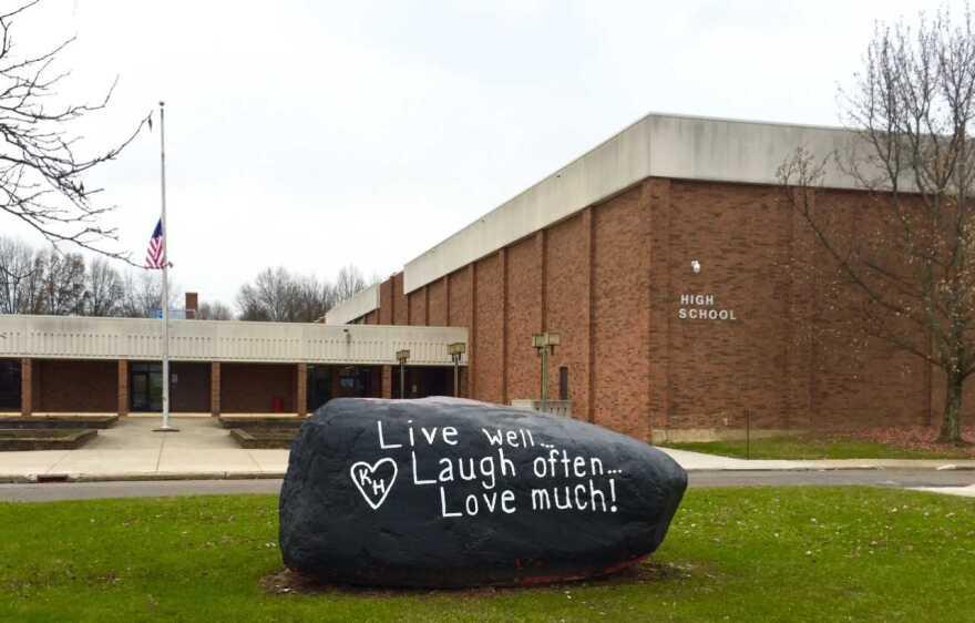 Lordstown Schools -- message rock