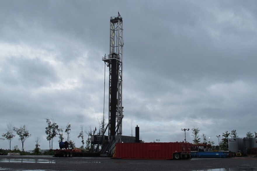 Ohio's high court recent ruling limits local power over gas drilling.