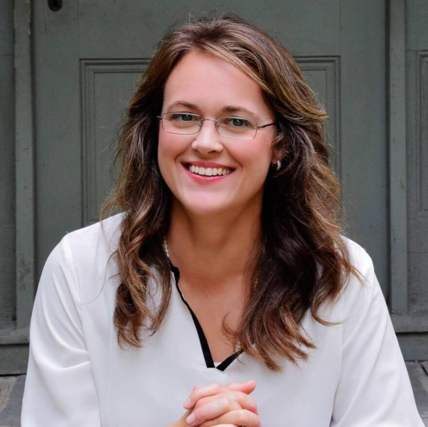 Kristen Craren had just rented an office in Clayton for her therapy practice when she had to move most of her clients to online sessions during the pandemic.