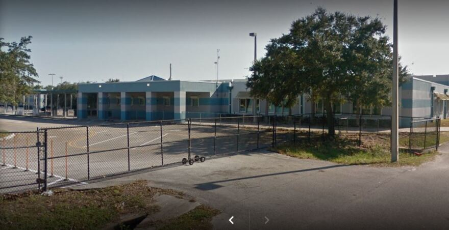 Lincoln Memorial Academy, which began operating in the 2018-2019 school year as a charter school after conversion from a Manatee County-run middle school.