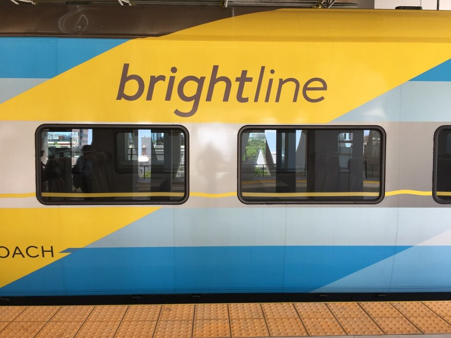 The first death involving a Brightline train happened in July 2017 during test runs. An Associated Press analysis of Federal Railroad Administration data shows that since then, 40 more have been killed. FLICKR
