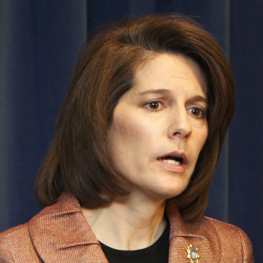 Former Nevada Attorney General Catherine Cortez Masto is Reid's choice to replace him in the Senate.