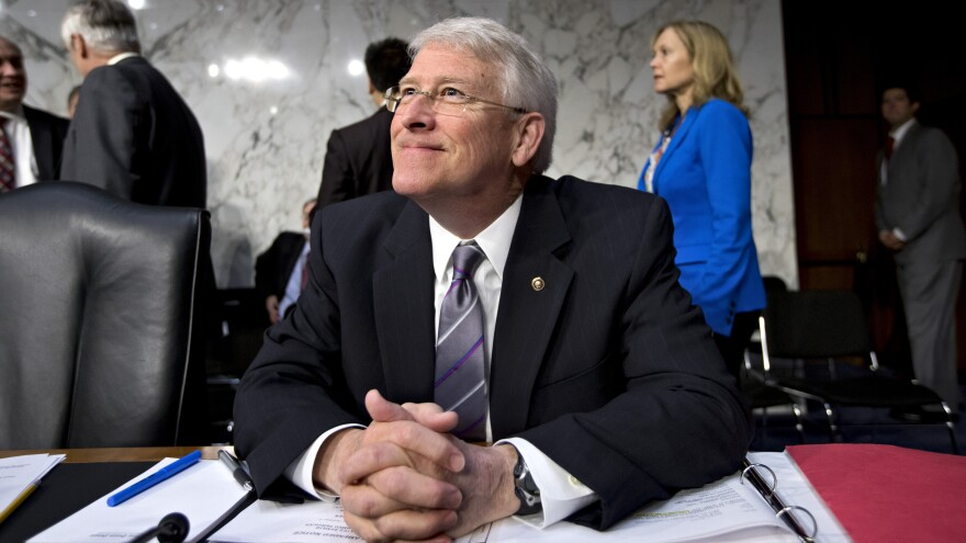 """Sen. Roger Wicker, R-Miss., was the only senator to vote against an amendment calling climate change """"real and not a hoax."""""""