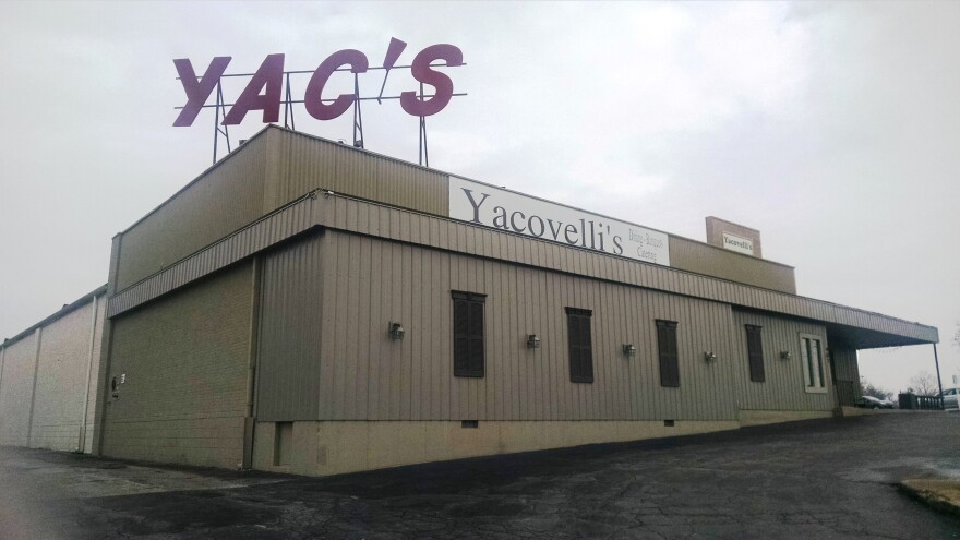 The original Yacovelli's opened in 1919, but the restaurant has been in its current Florissant location since 1965.