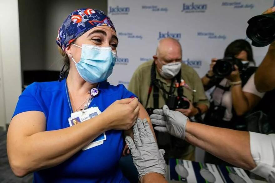 Covid Vaccine Miami WLRN