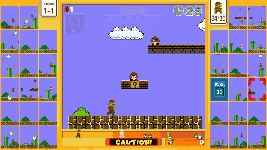 <em>Super Mario 35 </em>once again brings to mind the influence of Nintendo's fan community.