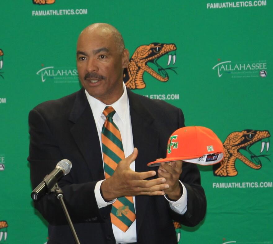 Athletics Director Kellen Winslow