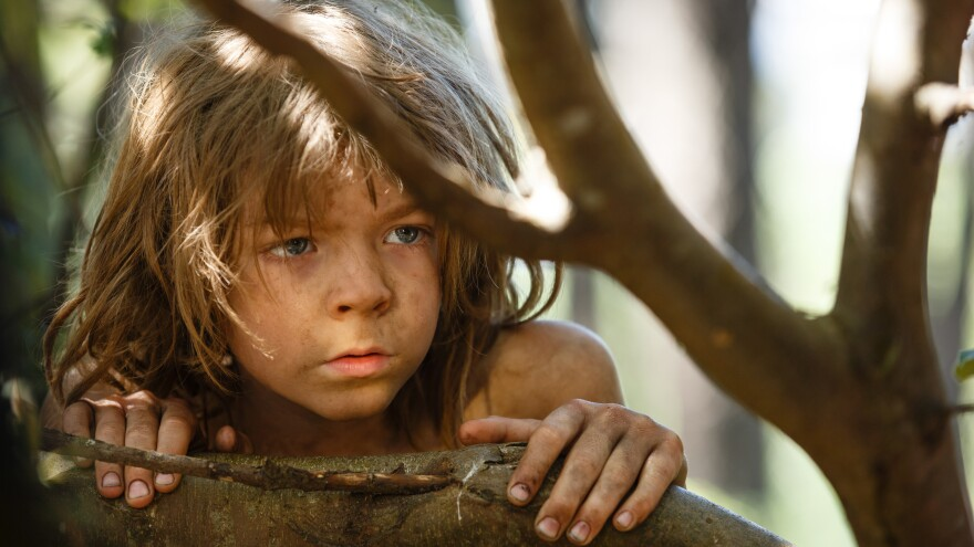 Oakes Fegley is Pete in Disney's remake of <em>Pete's Dragon</em>.