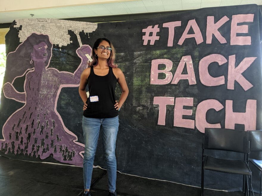 Google engineer Raksha Muthukumar is among more than 500 employees of the tech giant who this week announced the formation of a labor union, a rarity in Silicon Valley.