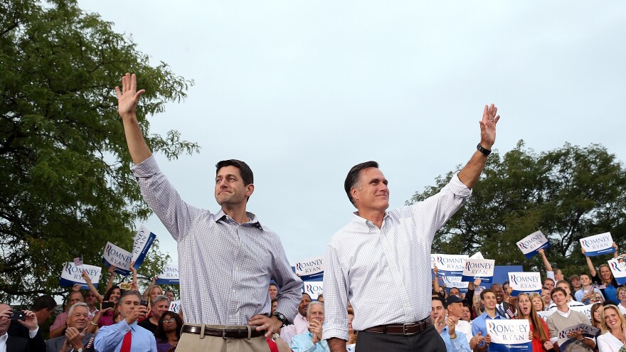 "When Mitt Romney (right) and his running mate Paul Ryan lost the 2012 presidential race to Barack Obama, it inspired the party to conduct an ""autopsy"" of what went wrong. Today, some Republicans question that report's value."