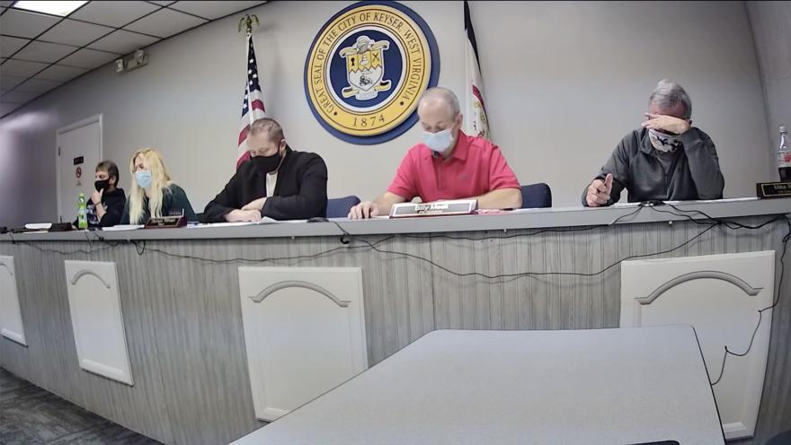 Keyser City Council