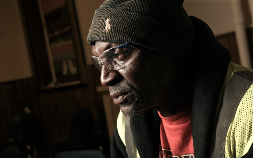 Prison officials helped enroll William Carter, 50, in Medicaid when he was released last year. But doctors told him the coverage wouldn'€™t pay for an expensive hepatitis C drug until the virus begins damaging his liver.
